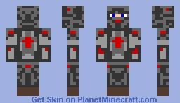 Soldier Minecraft Skin