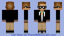 LaMarkus Aldriato Bents Minecraft Skin