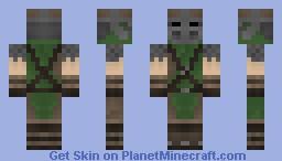 Markarth Guard Minecraft Skin