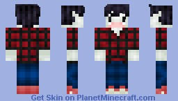 Marshall Lee [AdventureTime] [UPDATED!!!!] Minecraft