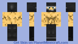 Martial Arts - Asian Guy Minecraft Skin