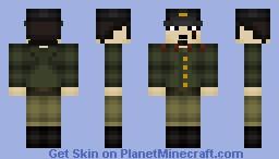 Masaru Hiraku (More Skins in Description) Minecraft Skin