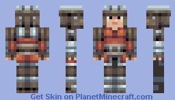 Mason Archer Minecraft Skin