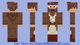 Jedi Master Minecraft Skin