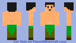 Matak Brave Minecraft Skin