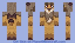 Manticore  Mythological Creature Skin Constest
