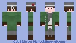 Matrim Cauthon (WoT) Minecraft Skin
