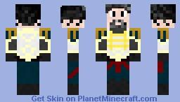 Mayor ~ Fable Minecraft Skin