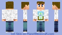 Myself 1.0 Minecraft Skin
