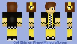 Cool Teen Minecraft Skin