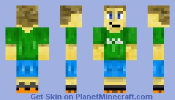 Me! A skin, a person and an opinion. Minecraft Skin
