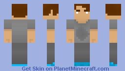 Sakariasemrikkaljo, A Skin, A Person, An Opinion, An Idea Minecraft Skin