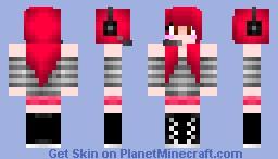 Me irl c: Minecraft Skin