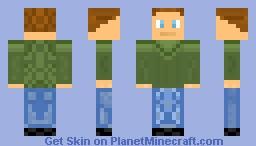 A guy. :D Minecraft Skin