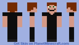 Me in my dance suit i HAVE to wear at my concert ( I HAVE to smile) Minecraft Skin