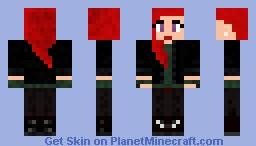 Melanie Minecraft Skin