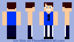 Mel The Benchwarmers Minecraft Skin