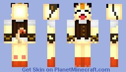 Steampunk Meowth Minecraft Skin