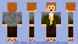 Meriadoc Brandybuck Minecraft Skin