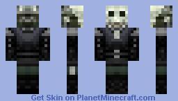 Metrocop Half Life 2 Minecraft Skin