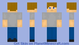 MicahMiner Official Minecraft Skin