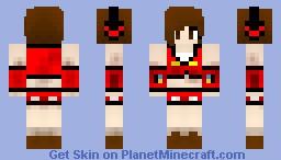 Meiko Sakine (Vocaloid) -Tana- Minecraft Skin