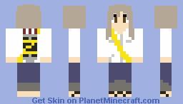 Mifune - Soul Eater Minecraft Skin