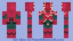 Might DarkNut (Legend of Zelda: Wind Waker) Minecraft