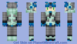 Mighty No. 9 - Beck Minecraft