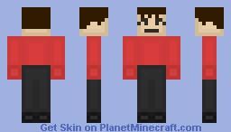 Mii (Male) Minecraft Skin