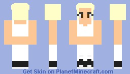 Miley Cyrus Minecraft Skin