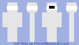 Milk Minion [From Regular Show Episode 'Guy's Night'] Minecraft Skin