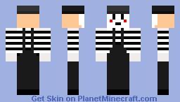 Mime Minecraft Skin
