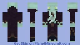 Mind Flayer (Contest) Minecraft Skin