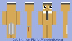 Clyde Minecraft Skin