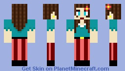 Female Skin Minecraft Skin