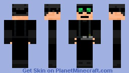 Special Operations Soldier Minecraft Skin