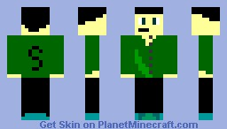 What I want to look like in real life! Minecraft Skin