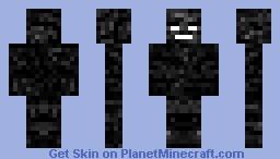 Minecraftian-Wither Minecraft Skin