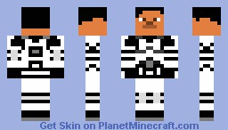 Clone Trooper Minecraft Skin