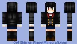 Mei Misaki  - Another Minecraft Skin
