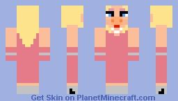Miss Piggy Minecraft Skin