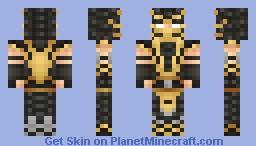 Mk9 Scorpion Minecraft Skin
