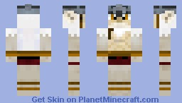 Monkian - 80's Minecraft Skin