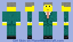 Montgomery Burns Minecraft
