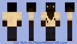 LOST: Mr. Eko Minecraft Skin