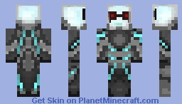 Mr. Freeze Minecraft