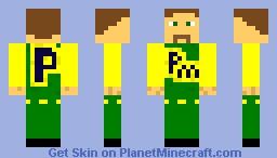 parkour master (skin request) Minecraft
