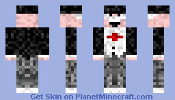 Mr. Monopoly 3D Need To See Preview!!! Minecraft Skin