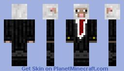 [MCube] Mr. Sheep Minecraft Skin